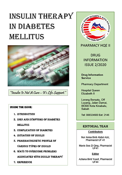 Pharmacy Drug Information Leaflet Issue 2 2020